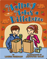Mallory Makes a Difference (Mallory #28)