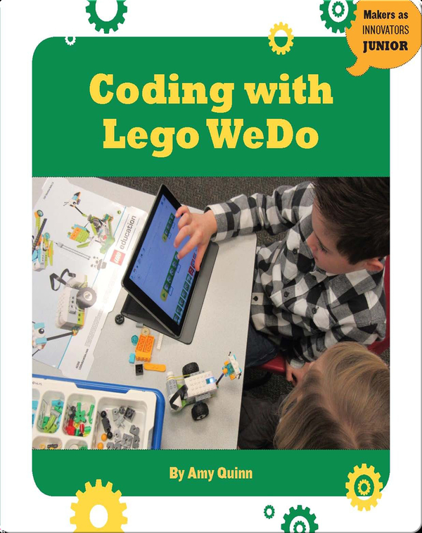 Coding with Lego WeDo