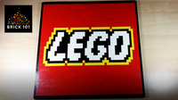 How To Build LEGO Logo