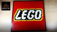 How To Build LEGO Logo