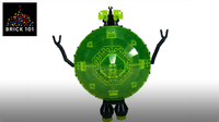 How To Build LEGO Pinchbot Mothership