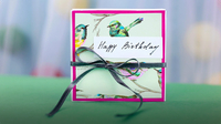 DIY Birthday Scrapbook