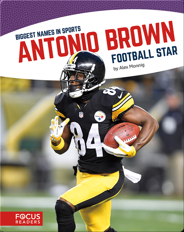 Antonio Brown: Football Star