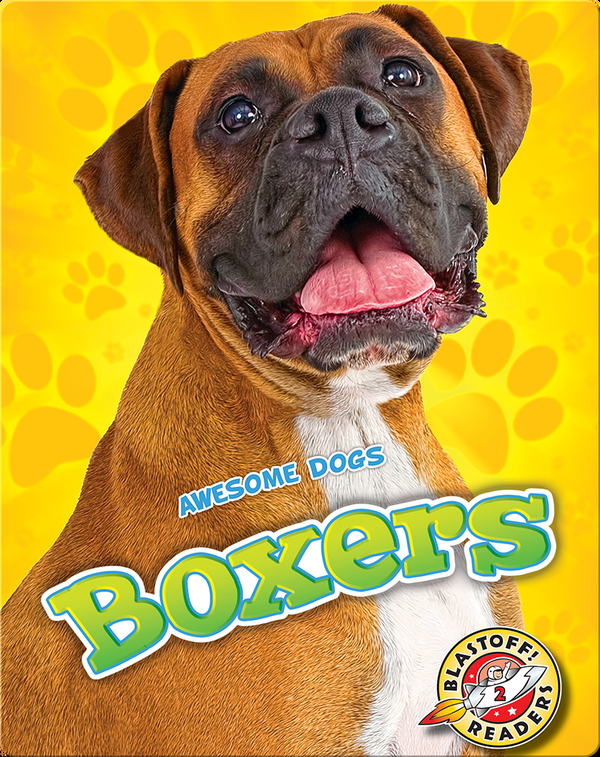 Awesome Dogs: Boxers