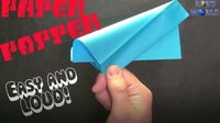 How to Make a Paper Popper