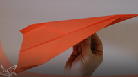 Dart Paper Plane Instructions