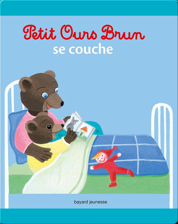 Petit Ours Brun se couche - livre sonore