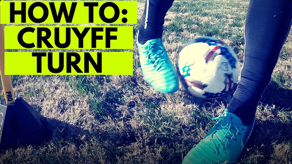 How To: Cruyff Turn