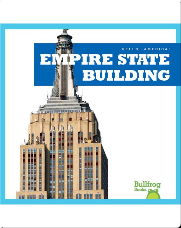 Hello, America!: Empire State Building