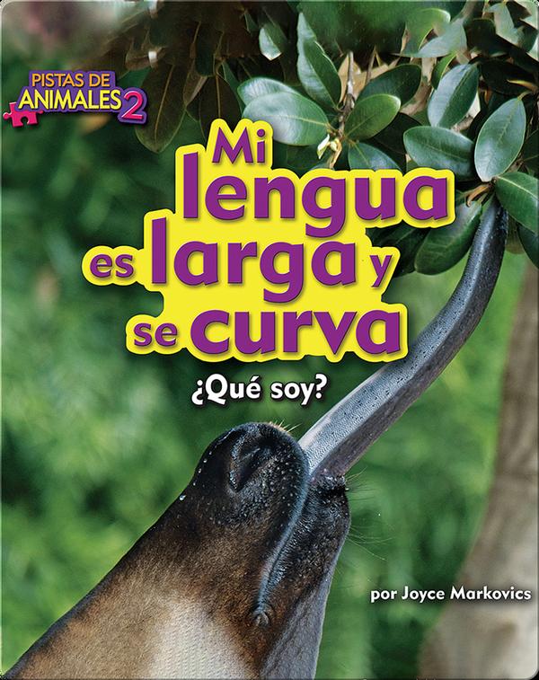 Mi lengua es larga y curva (okapi)