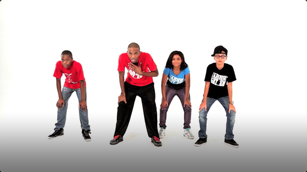 How to Do Hip-Hop Isolations for Kids