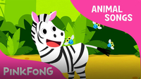 Zebra Cadabra (Animal Songs)