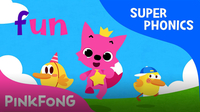 Super Phonics - Fun Run (un)