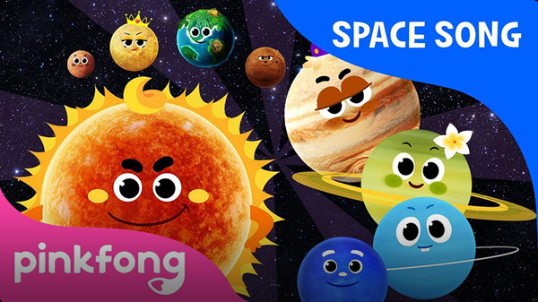 Eight Planets | Space Songs