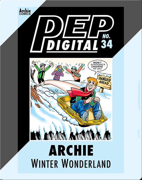 Pep Digital Vol. 34: Archie: Winter Wonderland