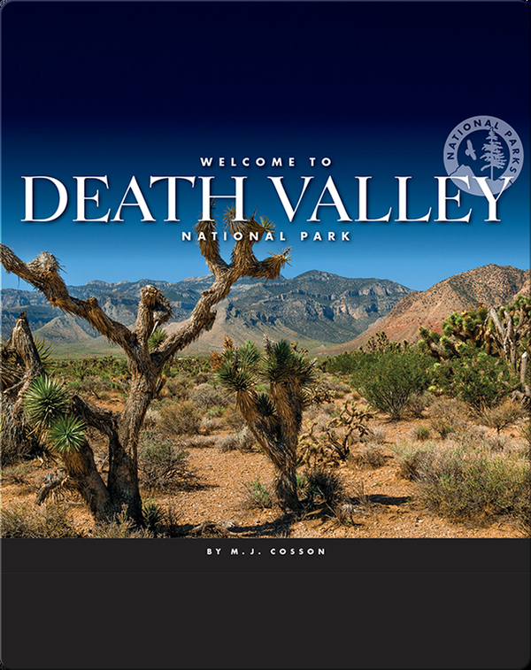 Welcome to Death Valley National Park