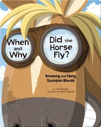 When and Why Did the Horse Fly: Knowing and Using Question Words