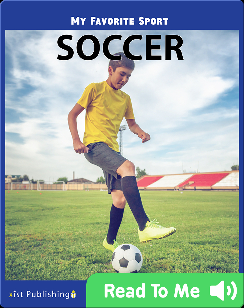 Read My Favorite Sport: Soccer on Epic