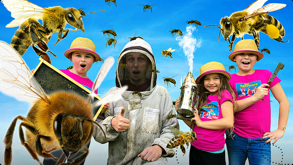 Busy Bees! Learn About Bees