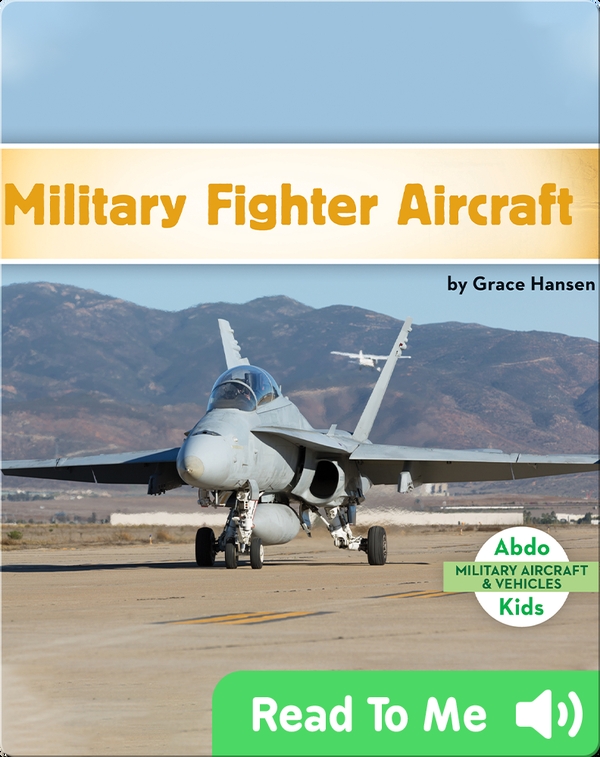 Military Fighter Aircraft