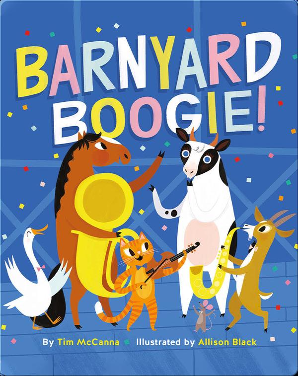 Barnyard Boogie!