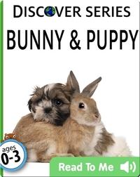 Bunny & Puppy