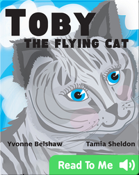 Toby the Flying Cat