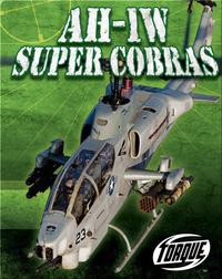 AH-1W Super Cobras