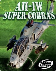 AH-1W Super Cobras