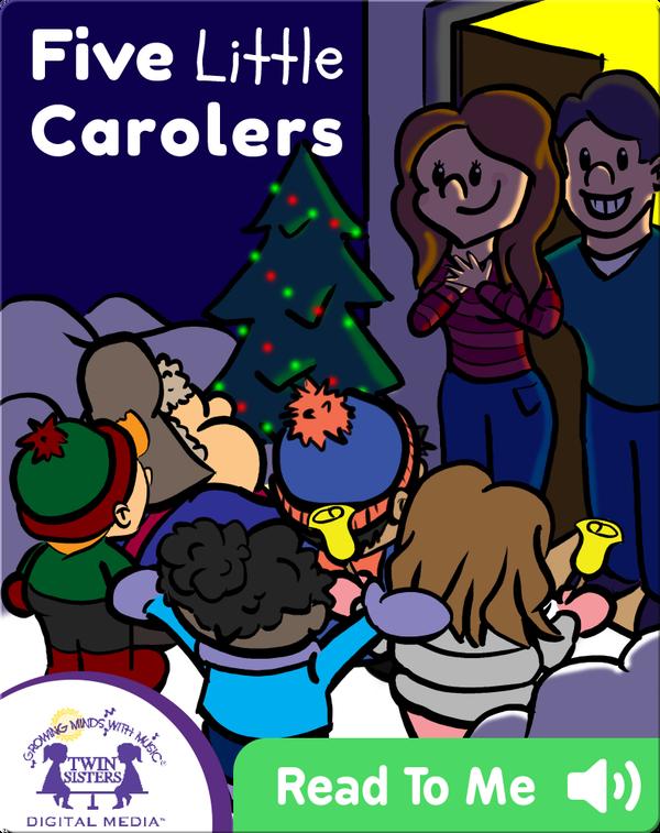Five Little Carolers