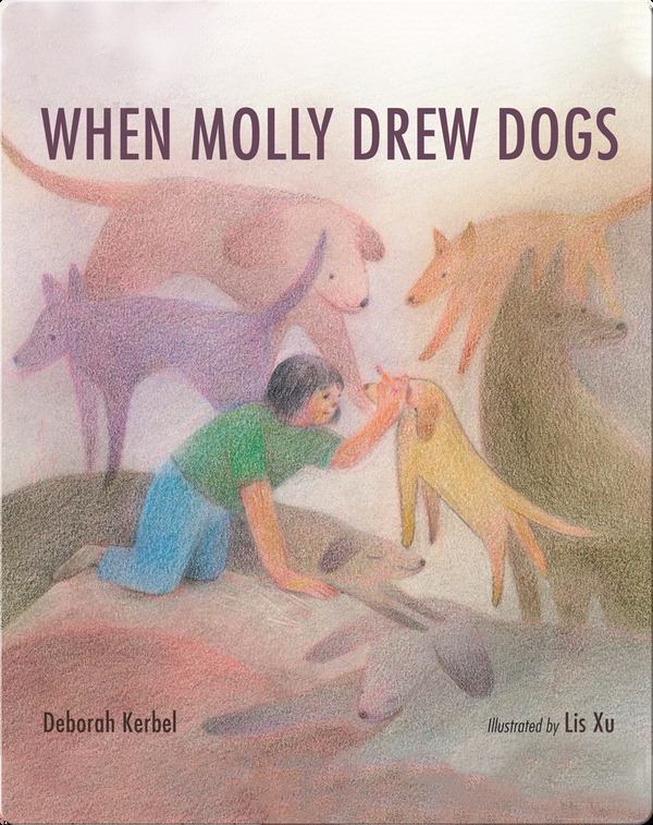 When Molly Drew Dogs