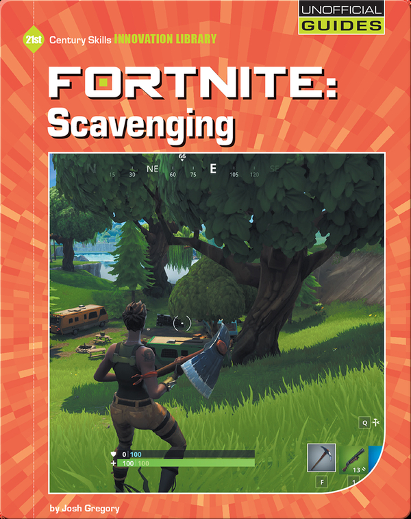 Fortnite: Scavenging