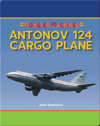 Antonov 124 Cargo Plane