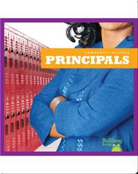 Community Helpers: Principals