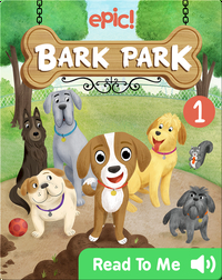 Bark Park: The Popped Ball