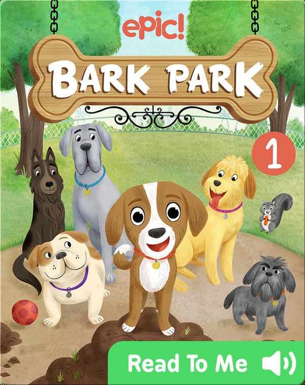Bark Park: The Popped Ball