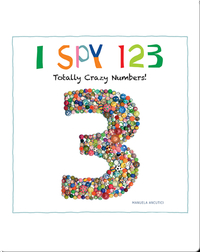 I Spy 123: Totally Crazy Numbers!