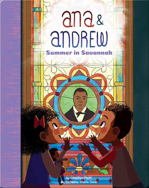 Ana & Andrew: Summer in Savannah
