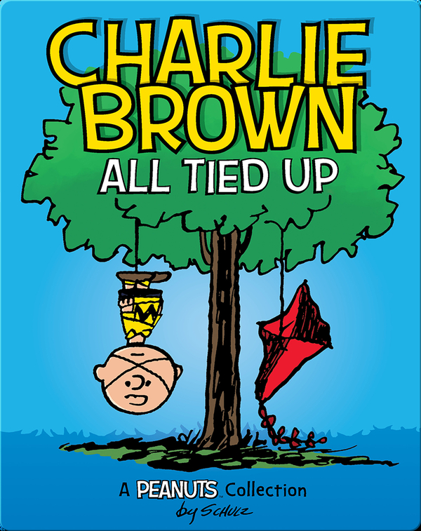 Charlie Brown All Tied Up
