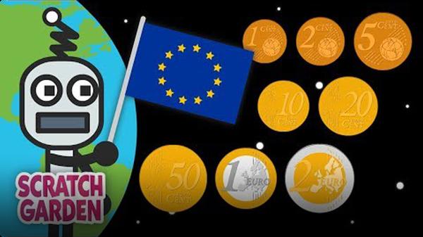 The European Money Song   The Euro Coins Song