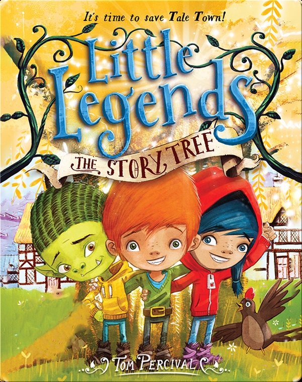 Little Legends Book 6: The Story Tree