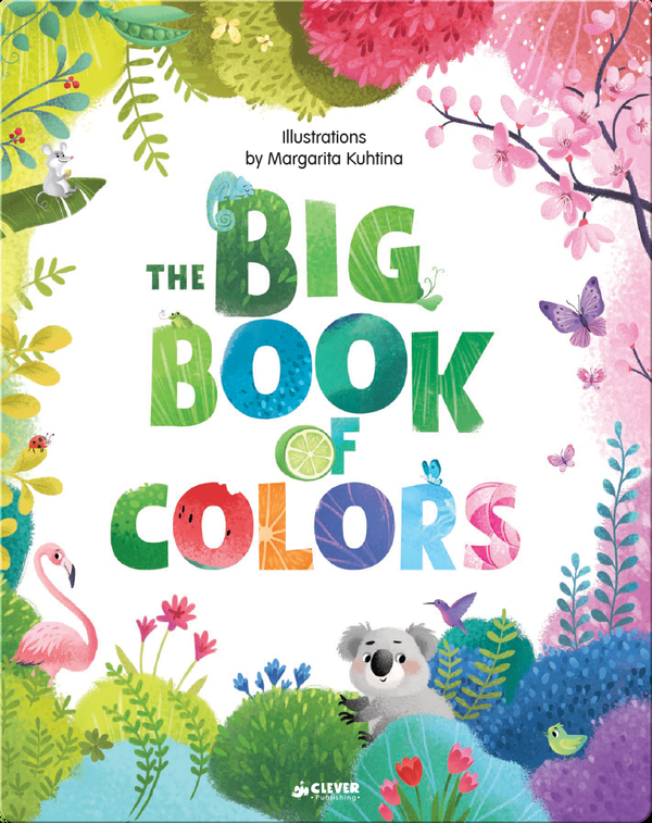 The Big Book of Colors