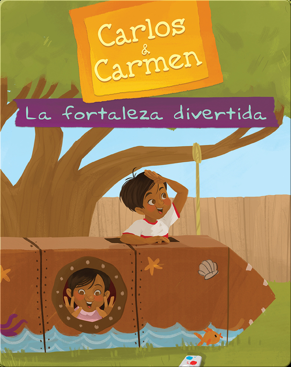Carlos & Carmen: La fortaleza divertida (The Fun Fort)