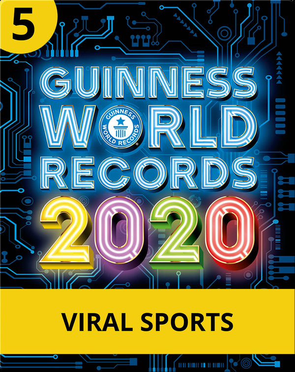 Guinness World Records 2020: Viral Sports