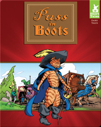 Short Tales Fairy Tales: Puss in Boots