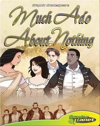 Graphic Shakespeare: Much Ado About Nothing