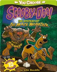 Scooby-Doo! The Mystery of the Maze Monster