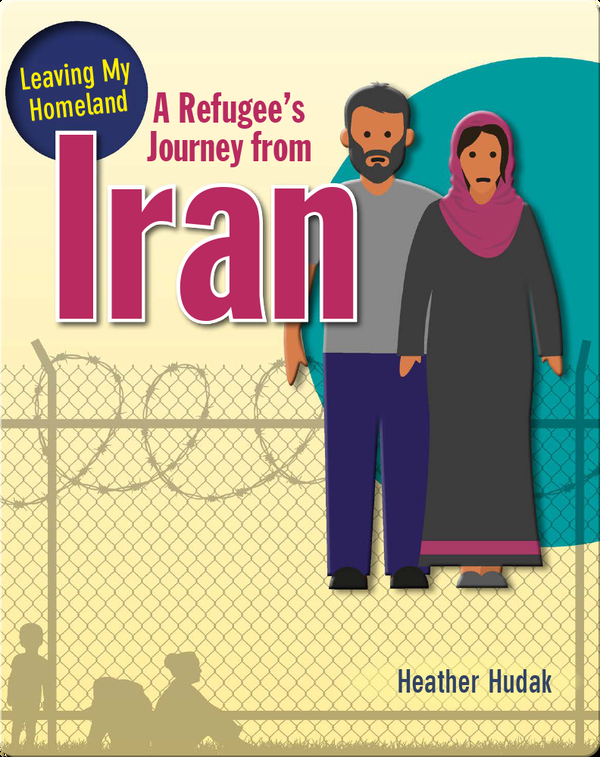 A Refugee's Journey from Iran