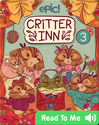 Critter Inn Book 3: A Sweet Surprise