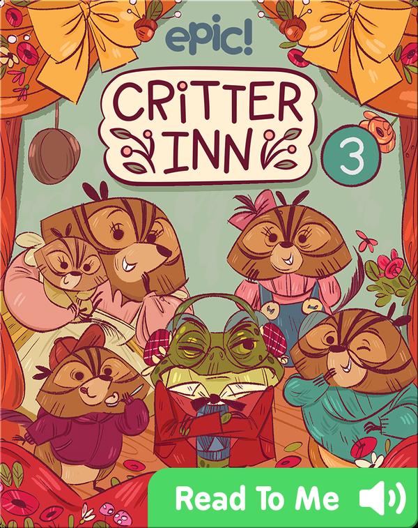 Critter Inn Book 3: A Sweet Surprise